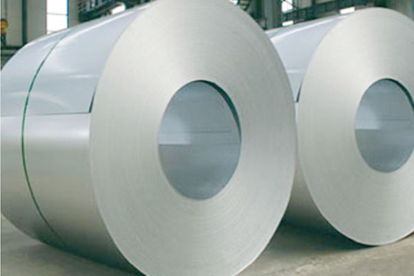 Aluminized zine silicon steel plate